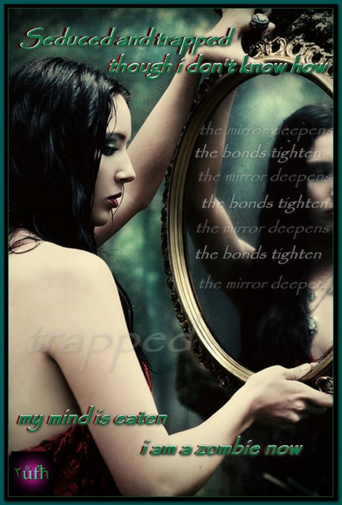 Trapped in the mirror